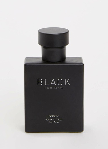 DeFacto 50 ml Erkek Parfüm Siyah